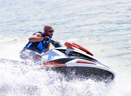 New 2021 WaveRunner range: on the wave of brand new adrenaline