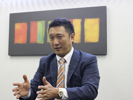 環境ビジネスオンラインにて小山理事長のインタビューを掲載していただきました!