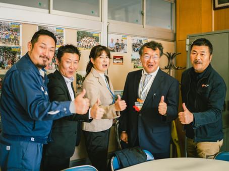 千葉市内小学校にてキャリア教育授業の講師をさせていただきました!
