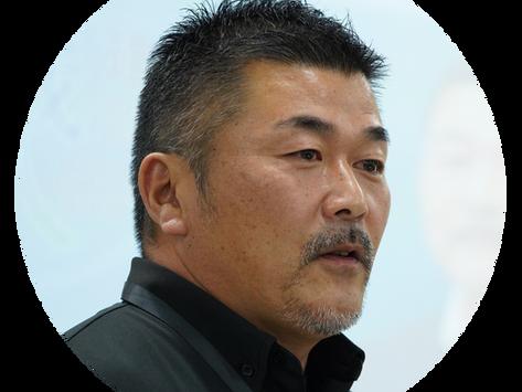 理事ブログ「100%自社を表現出来る商材」 by 石井