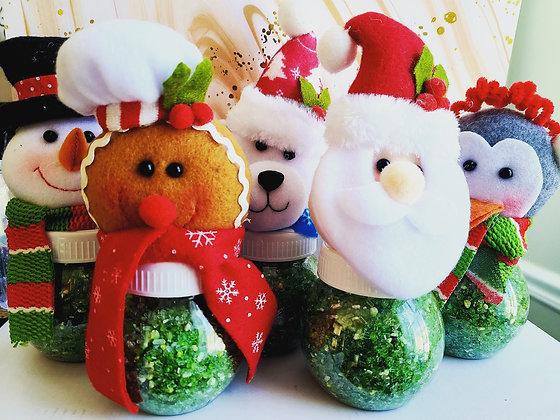 Santa's Special Cookies Salt Soak