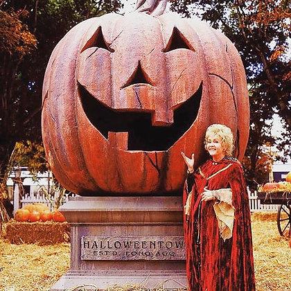 October Halloweentown Themed box
