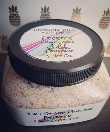 Floozy Shower Frosting- 3 in 1 8 OZ