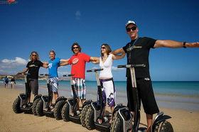 Segway Tours Fuerteventura