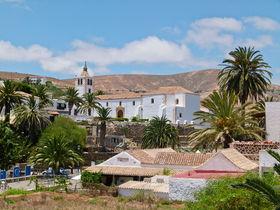 Fuerteventura island