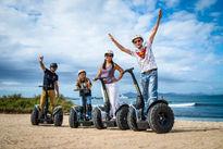 Segway tour fuerteventura
