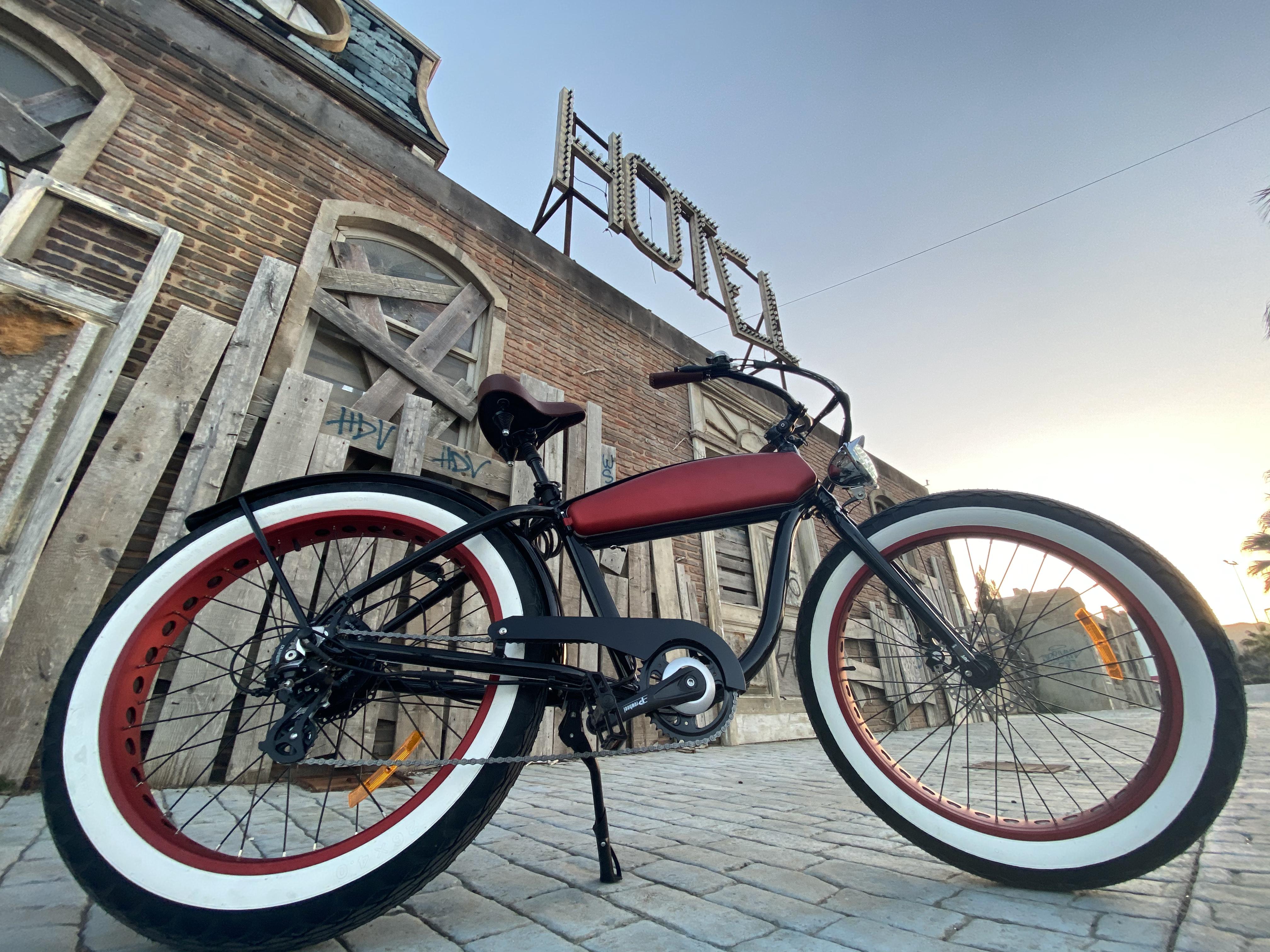 Zeight Pro Concept E-Bikes