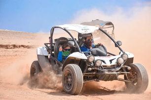 Dune Buggy at Fuerteventura