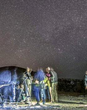 Fuerteventura Night Sky