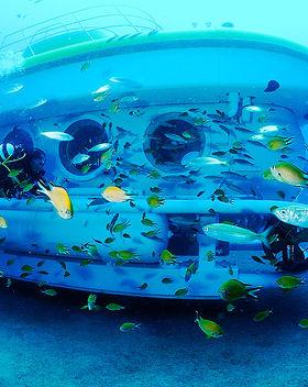 Submarine at Fuerteventura