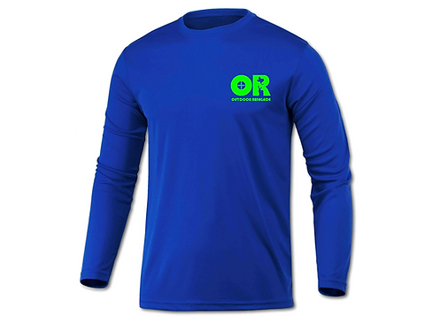 A4 Apparel Cooling Performance Shirts (No Sleeve Text)