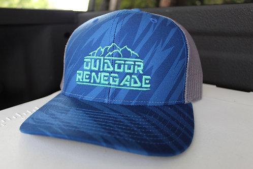 Outdoor Renegade Mountain Range Cap