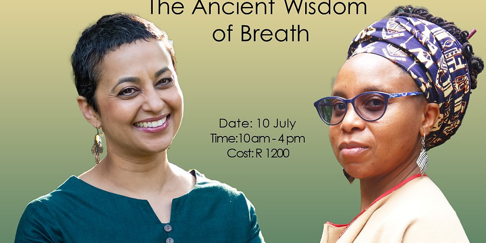 The Ancient Wisdom of Breath Online Workshop