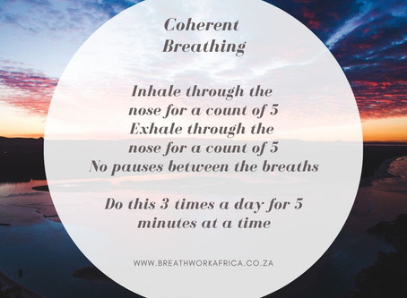 Day 2 - Breathing to boost our immune system