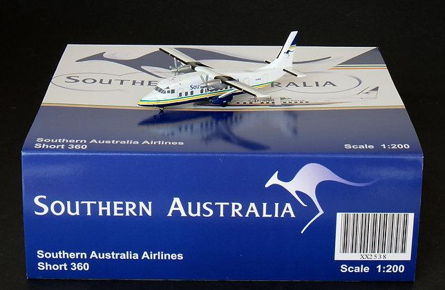 Southern Australia Short 360 Reg:VH-MVX JC Wings 1:200 Diecast Models XX2538