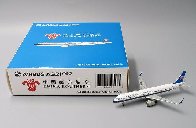 China Southern A320NEO Reg: B-8367 JC Wings 1:400 Diecast Models KD4093