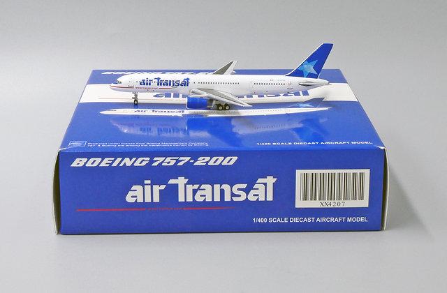 Air Transat B757-200 Reg: C-GTSE Diecast Model JC Wings 1:400 XX4207