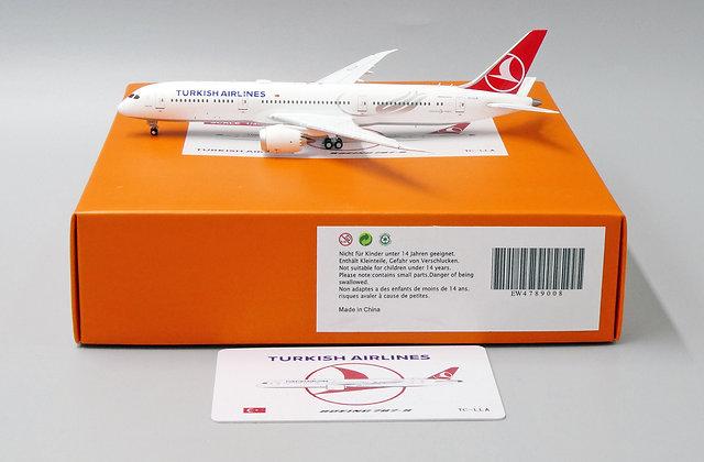 /LAST/ Turkish Airlines B787-9 Reg: TC-LLA  Scale 1:400 Diecast model EW4789008