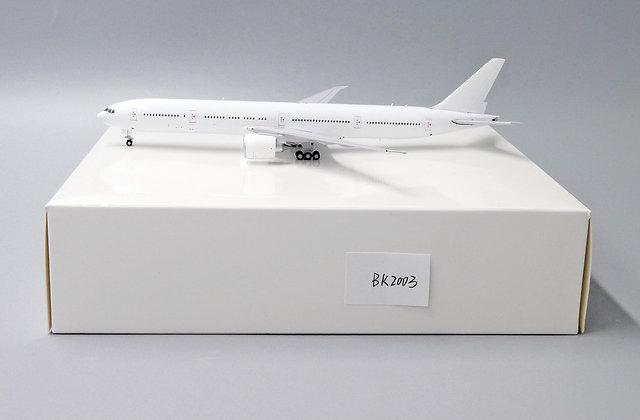 Blank B777-300ER JC Wings Scale 1:400 Diecast Model BK2003
