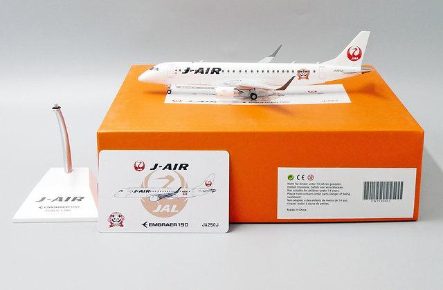 J-AIR EMBRAER 190 Reg: JA250J Scale 1:200 Diecast Model EW2190001