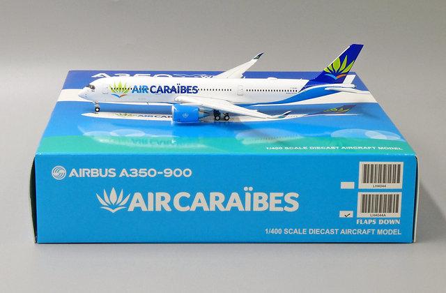 Air Caraïbes A350-900 Reg: F-HHAV FLAPS DOWN Scale 1:400 Diecast LH4044A