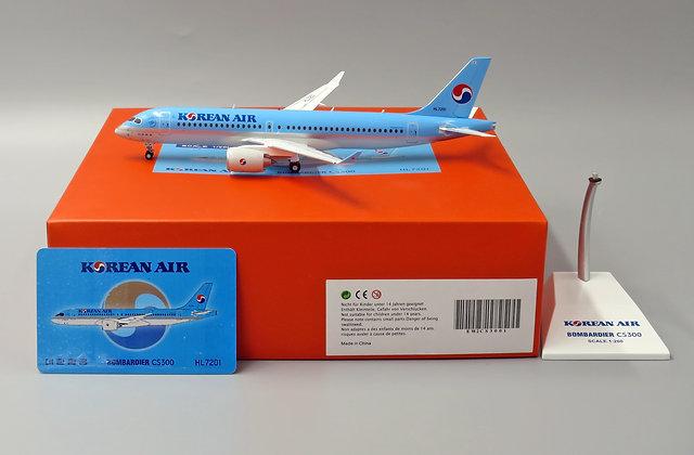 /LAST/ Korean Air CS300 Reg:HL7201 JC Wings 1:200 Diecast Model EW2CS3001