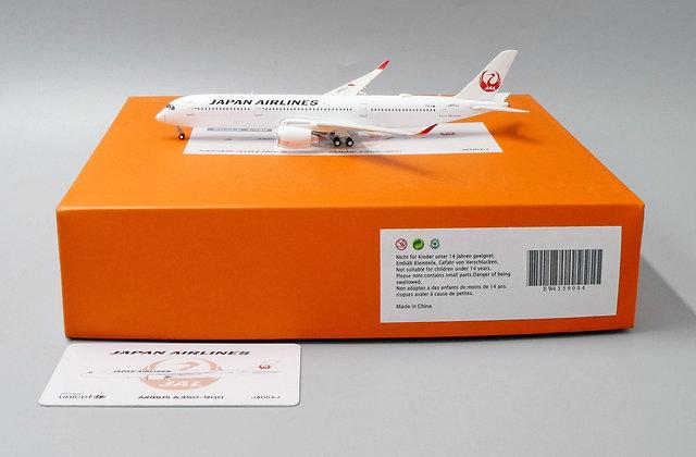 JAL A350-900 Reg: JA05XJ JC Wings Scale 1:400 Diecast Model EW4359004