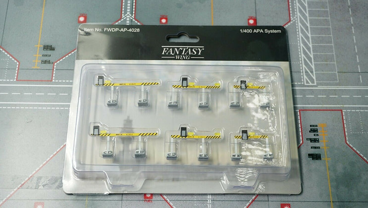 Aircraft Guidance Docking System Scale 1:400  Fantasywings FWDP-AP-4028