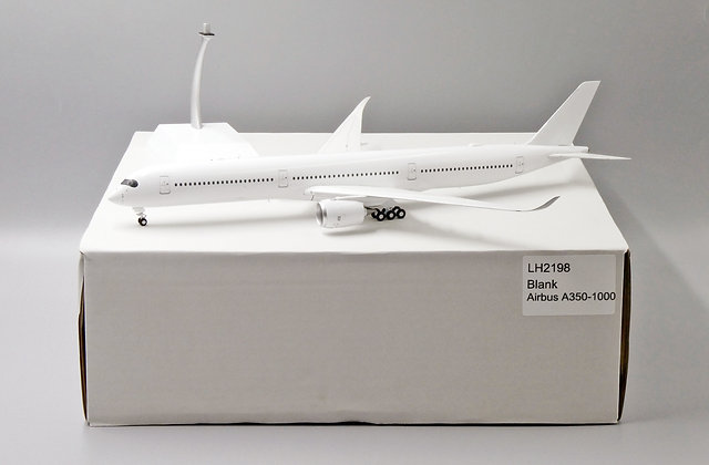 Blank A350-1000 JC Wings Scale 1:200 Diecast Models LH2198