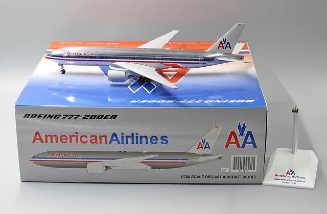 American Airlines B777-200ER JC Wings 1:200 Diecast Model LH2174