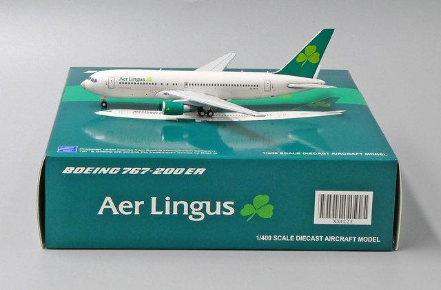 Aer Lingus B767-200ER Reg: N234AX JC Wings Scale 1:400 Diecast Model XX4225