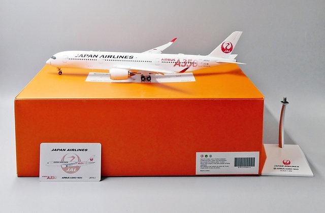 Japan Airlines A350-900 Reg: JA01XJ EW Wings Flaps Down 1:200 Diecast EW2359001A