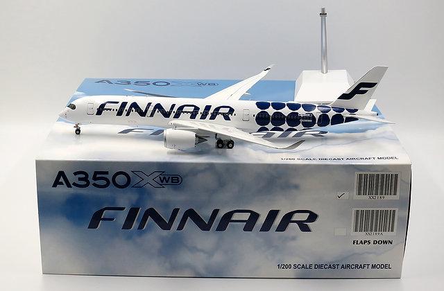 "Finnair Airbus A350-900 ""Marimekko"" JC Wings 1:200 Diecast Models XX2189"