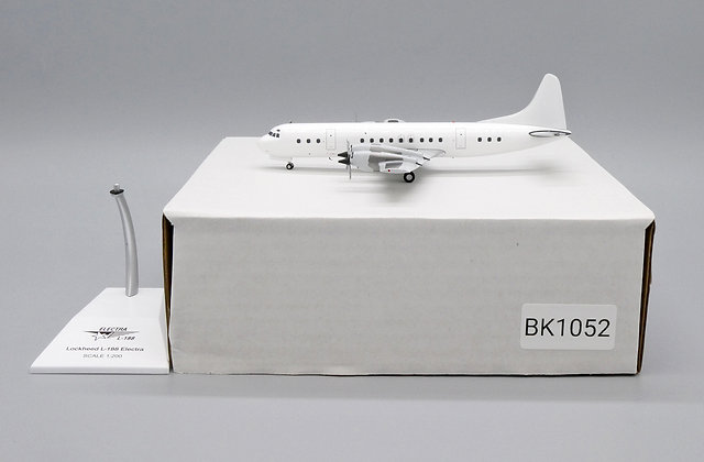 Blank L188 Electra Scale 1:200 Diecast Model BK1052