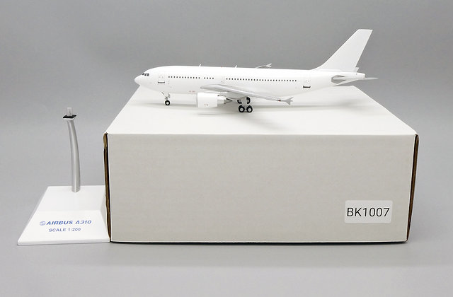 Airbus A310 Blank Series JC Wings 1:200 Diecast BK1007