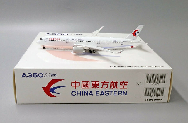 China Eastern A350-900 Reg: B-304D JC Wings Scale 1:400 XX4079