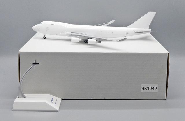 """Blank B747-400F """"Blank Series"""" JC Wings 1:200 Diecast Models BK1040"""
