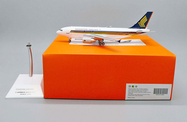 Singapore Airlines A310-300 EW Wings Scale 1:200 Diecast model EW2313001
