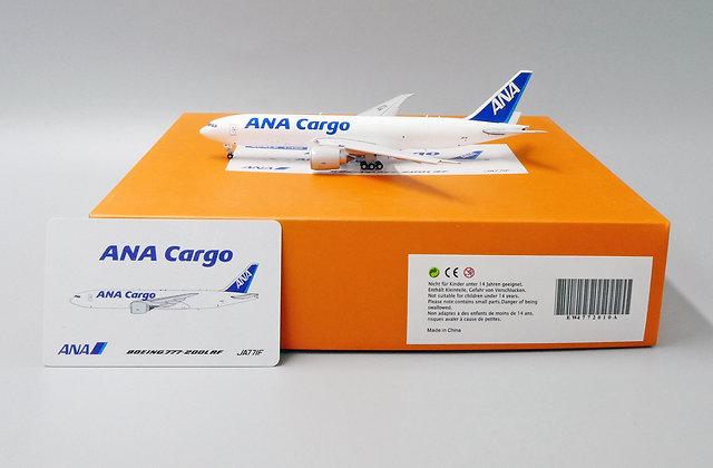 ANA B777-200LRF Reg: JA771F FLAPS DOWN EW model 1:400 Diecast Model EW4772010A