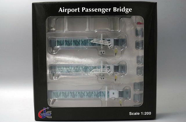 JC Wings 1:200 Airport Passenger Bridge (New Product) LH2090