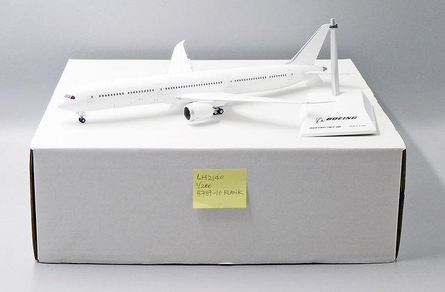 Blank B787-10 JC Wings Scale 1:200 Diecast Models LH2140