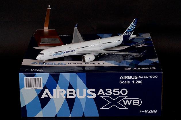 Airbus Industrie A350-900 XWB Reg: F-WZGG JC Wings 1:200 Diecast Models XX2939
