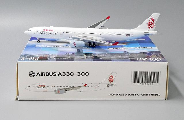 A330-300 Scale 1:400 EW Wings Diecast model EW4333003