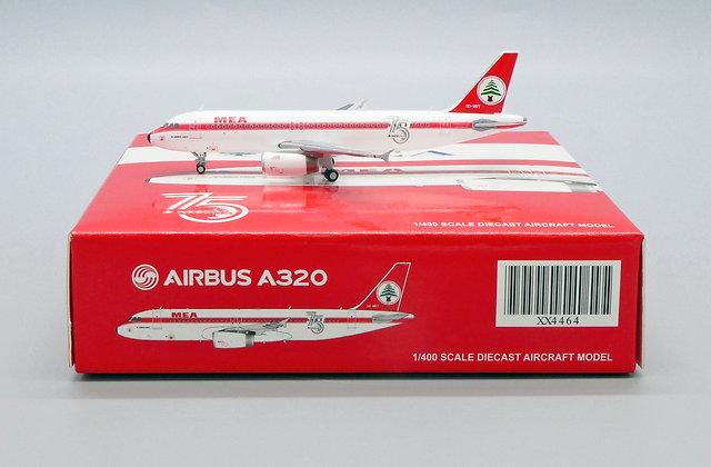 MEA A320 Reg: OD-MRT Scale 1:400 JC Wings Diecast model XX4464