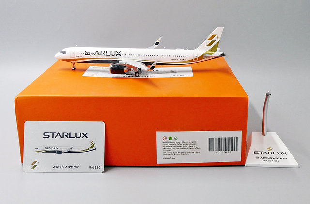 Starlux A321neo Reg: B-58201 Scale 1:200 EW Wings Diecast Model EW221N001