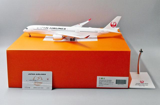 JAL A350-900 Reg: JA05XJ EW Wings Flaps Down Scale 1:200 Diecast EW2359004A