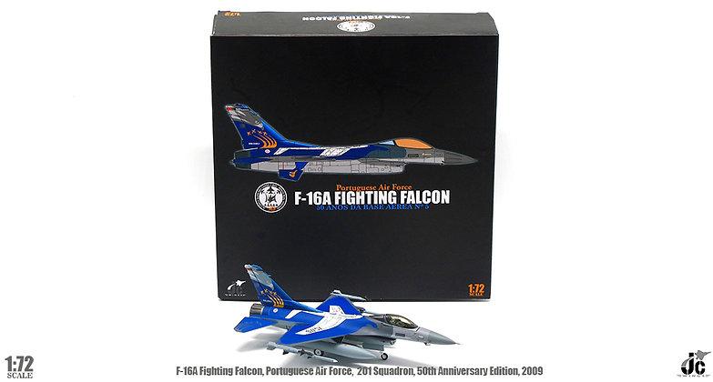 F-16A, FAP, 201 Squadron, 50th Anniversary Edition, 2009 1/72 JCW-72-F16-007