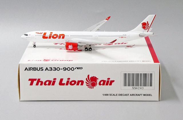 Lion Air A330-900neo Reg: HS-LAK JC Wings Scale 1:400 Diecast Model XX4243