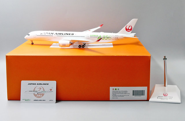 Japan Airlines A350-900 Reg: JA03XJ EW Wings Scale 1:200 Diecast model EW2359003