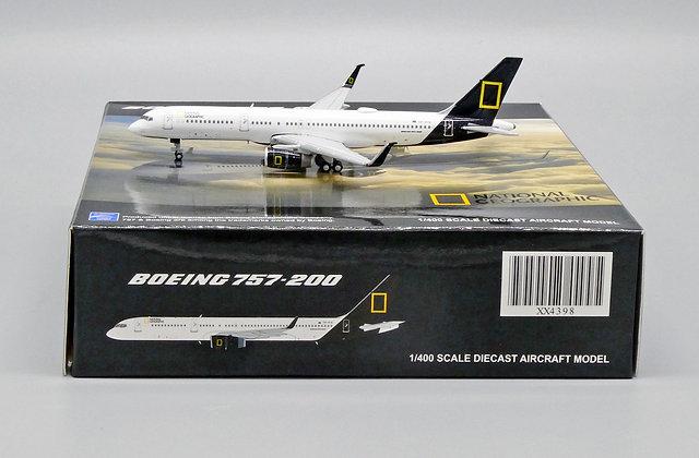 Icelandair B757-200 Reg: TF-FIS JC Wings Scale 1:400 Diecast model XX4398